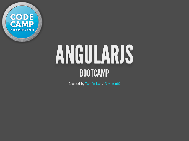 AngularJS – Bootcamp – Using Directives