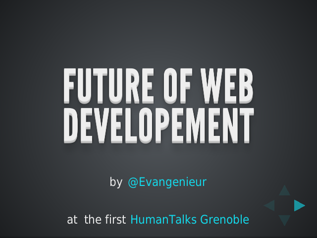 future of web developement – One Language to RULE THEM ALL – Real-TIME Web Communication